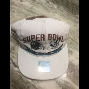 Other - SUPER BOWL XXX RARE VINTAGE LIMITED EDITION CAP